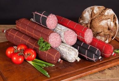 Оболочка Рамсай для колбасы – виды упаковок для колбас и мясопродуктов